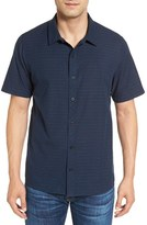 Travis Mathew Men's The Souz Slim Fit Sport Shirt