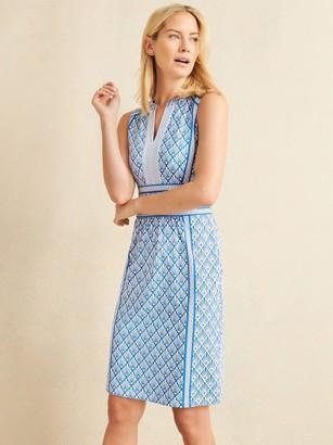 J.Mclaughlin Lola Sleevelesss Dress in Sandshell Lola