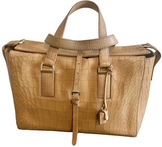 Mulberry Camel Leather Handbags