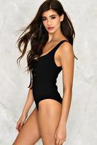 Nasty Gal nastygal Yasmin Sleeveless Bodysuit