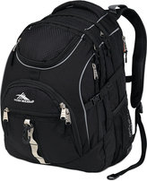 High Sierra Access Backpack in Black