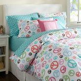 PBteen Berkeley Duvet Cover + Pillowcases