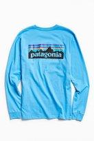 Patagonia P-G Logo Long Sleeve Tee