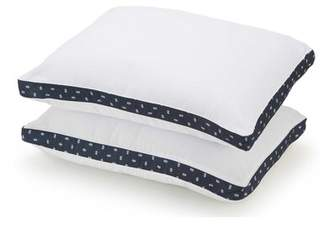 Izod Medium Polyester/Polyfill Bed Pillow Size: King