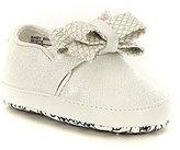 MICHAEL Michael Kors Girls Baby Bow Crib Shoes