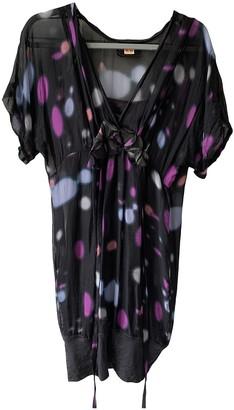 BOSS ORANGE Multicolour Silk Dress for Women