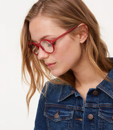 LOFT Round Reading Glasses