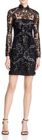 Reiss Asabi Embellished Lace Dress - 100% Bloomingdale's Exclusive