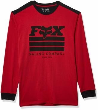 Fox Racing Fox Head Men's Longsleeve T-Shirt