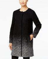Eileen Fisher Ombré Wool-Blend Coat
