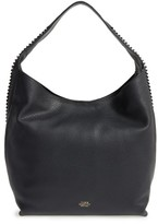 Vince Camuto Ty Leather Hobo - Black