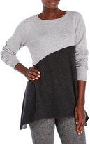 ply cashmere Color Block Cashmere Sweater