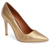 Topshop Women's Grasp Court Pump