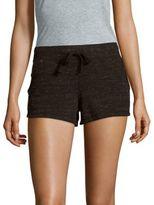 Reebok Textured Cotton-Blend Shorts