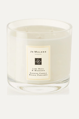 Jo Malone Lime Basil & Mandarin Scented Deluxe Candle, 600g