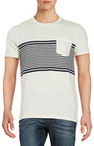 Selected Striped Pocket Tee