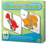 The Learning Journey My First Match It, Dinosaurs