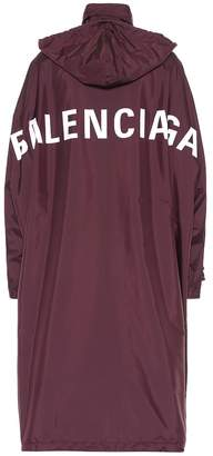 Balenciaga Opera oversized raincoat