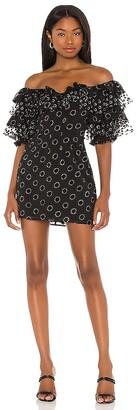 For Love & Lemons Adella Party Dress