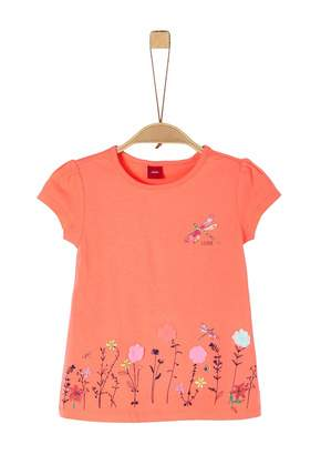 S'Oliver Girls' 403.10.004.12.130.2021472 T-Shirt