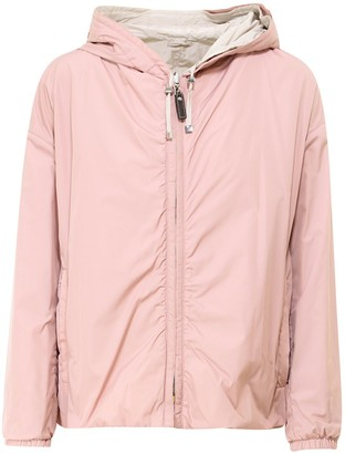 Max Mara Hooded Jacket