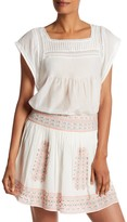 Joie Marleno Pleated Blouse