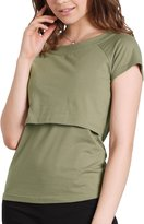 Sweet Mommy Basic Maternity and Nursing Tee Shirts LPKXXL
