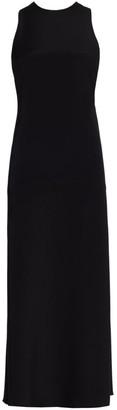 Rachel Comey Maple High-Neck Sleeveless Long Dress