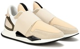 Givenchy Runner Elastic leather sneakers