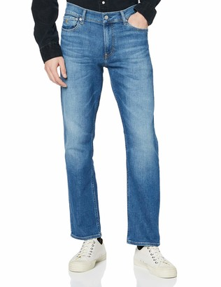 Calvin Klein Jeans Women's Ckj 035 Straight Jeans