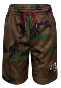 Jordan Little Boys Jumpman Classics Mesh Shorts