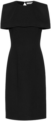 Givenchy Wool-crepe dress