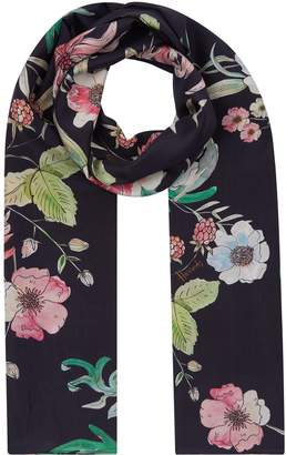 Harrods Alice Floral Scarf