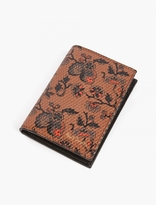 Paul Smith Logan Floral Printed Leather Wallet