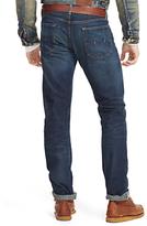 Polo Ralph Lauren Varick Slim Straight Jeans, Blue