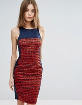 French Connection Canyon Sands Sleeveless Dress