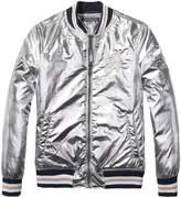 Tommy Hilfiger TH Kids Foil Bomber Jacket