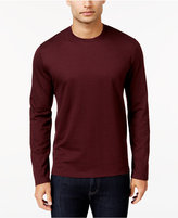 Alfani Men's Printed Long-Sleeve T-Shirt, Regular Fit