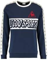 Le Coq Sportif TRI FOOTBALL CREW Sweatshirt dress blues/marshmallow