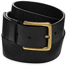 The Men's Store at Bloomingdale's Men's Leather Belt - 100% Exclusive