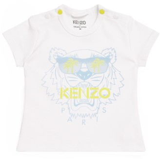 Kenzo Icon Tiger T-Shirt (3-23 Months)