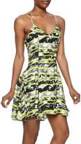 Parker Quintin Silk Dress