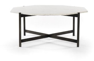 Scala Coffee Table Union Rustic Table Base Color: Hammered Gray