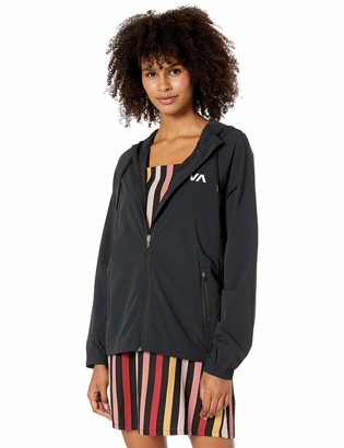 RVCA Junior's Flux TECH Jacket