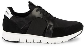 Kenneth Cole New York Logo Lace-Up Sneakers