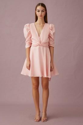 Keepsake I KNOW MINI DRESS Pink