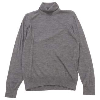 Gucci Grey Wool Knitwear