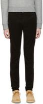 Rag & Bone Black Fit 1 Chino Trousers