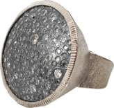 Todd Reed Diamond Pave Circle Ring