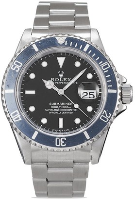 Rolex 1991 pre-owned Submariner 41mm